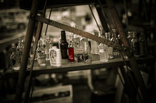 瓶の憂鬱@第四回東京蚤の市;2013秋