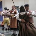写真: スウェーデンの楽器で踊ろう