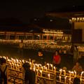 大阪四天王寺の盂蘭盆会(うらぼんえ)