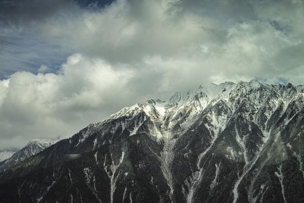本当はもっと雪山っぽい写真が欲しかったのですが