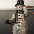 Photos: お気に入りの陶器のスノーマン