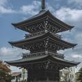 三重の塔@飛騨国分寺