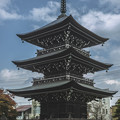Photos: 三重の塔@飛騨国分寺