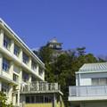 静岡県の掛川西高校に行って来ました