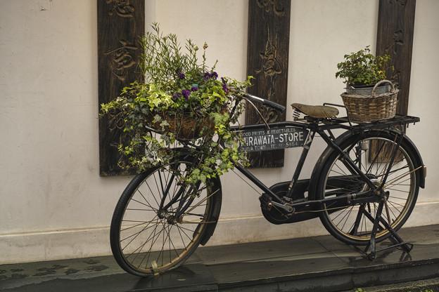 Photos: 昔の自転車は今よりタフだった