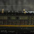 Photos: 疾走する鉄道模型