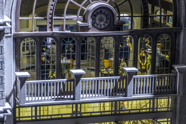 Photos: 様々な人生が交錯する、、駅