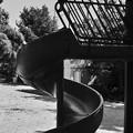 螺旋の滑り台