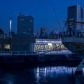 横浜(港)、、黄昏、、