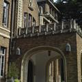 写真: 旧前田侯爵邸玄関