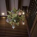 Photos: ベネチアングラスのシャンデリア