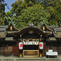 京都平野神社本殿