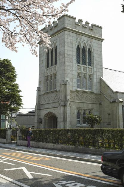 Photos: 横浜山手の聖公会