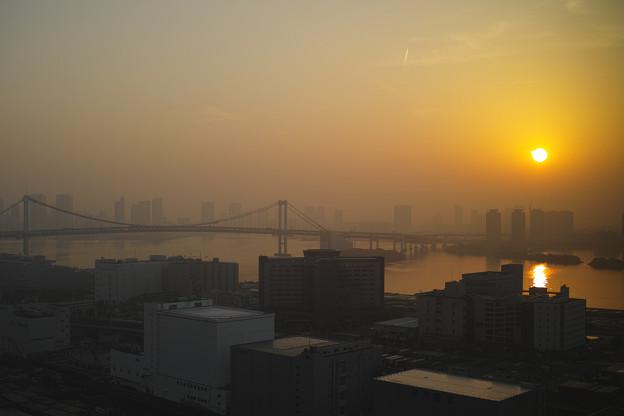 Photos: 天王洲アイルの夜明け2