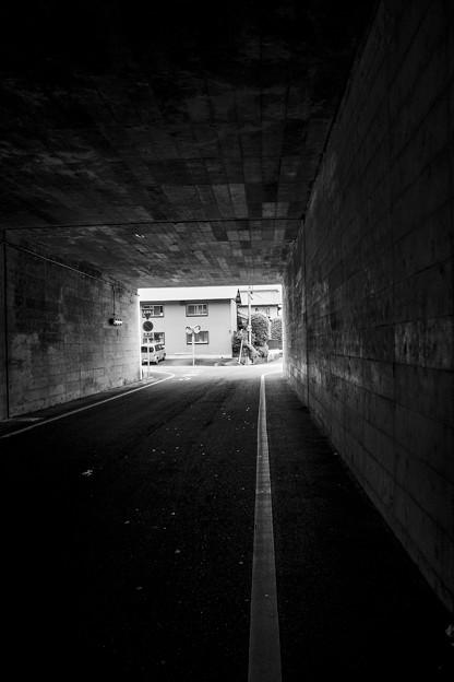 隧道って言葉を最初聞いたとき、