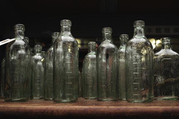 Photos: 瓶、びびん、瓶@第四回東京蚤の市;2013秋