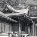 飛騨高山、櫻山八幡宮への参拝
