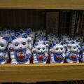 Photos: 招き猫軍団