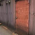 Photos: 開かずの扉