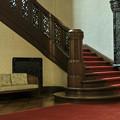 荘重な階段