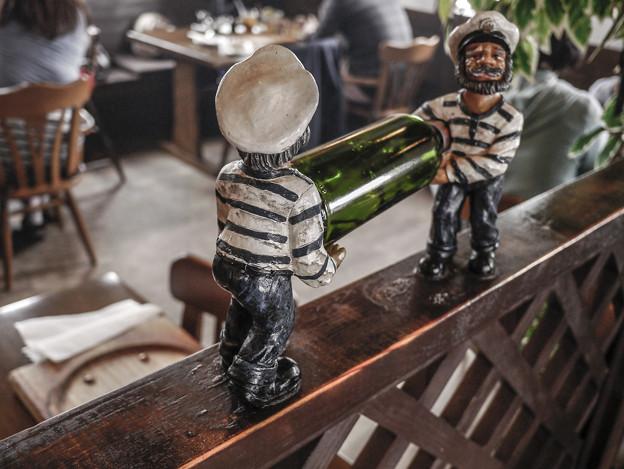 Photos: ワインをお持ちしました:-)