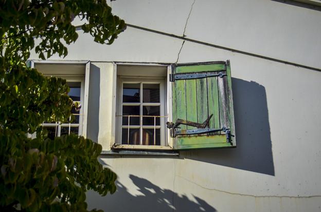 Photos: 窓も、雨戸(でいいのか?)も素敵