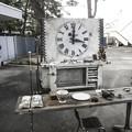 貫禄ある時計@第三回東京蚤の市;2013春