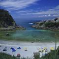 Photos: ND1000のフィルターを着けて撮った泊海岸