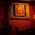 Photos: まったりとした赤い夜