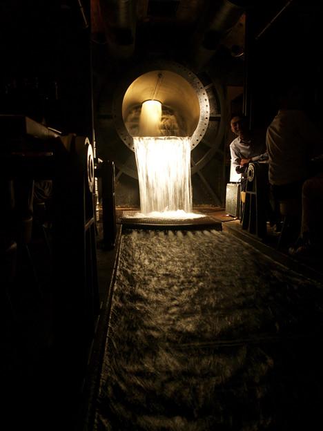 Photos: 放水するレストランって、、(爆)