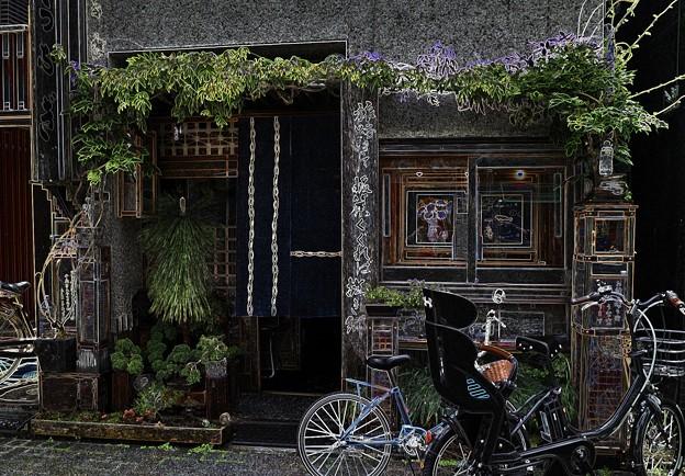 東京杉並の好きな鰻屋さん