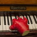 Photos: 指が太すぎて、鍵盤を二つ押してしまうのですが、、