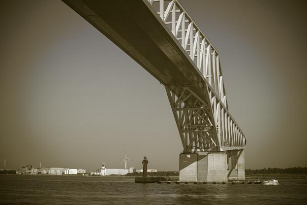 Photos: 恐竜橋の裏側、、