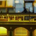 写真: 旧万世橋駅ディオラマ