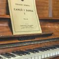 写真: 90年前のピアノ@現役