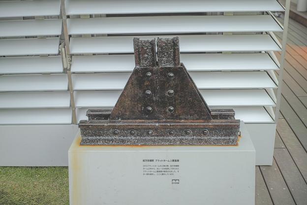 旧万世橋駅の痕跡