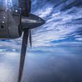 Photos: 飛んでる実感、、