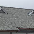 微笑む屋根(爆)