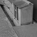 昭和のごみ箱に久しぶりに遭遇しました