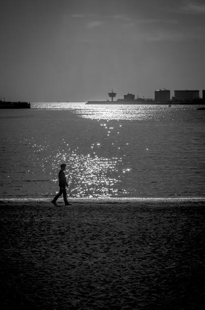 写真: Silhouette