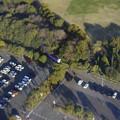 写真: ハイアングル凧、その2