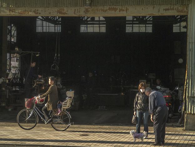 Photos: 市井の生活