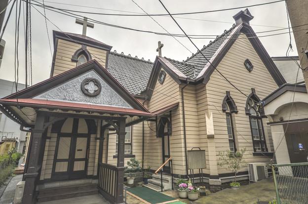 千葉教会の教会堂