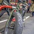 Photos: バイク並み