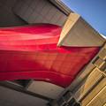 脚線美の赤い網タイツ、、バキッ!!☆/(x_x)