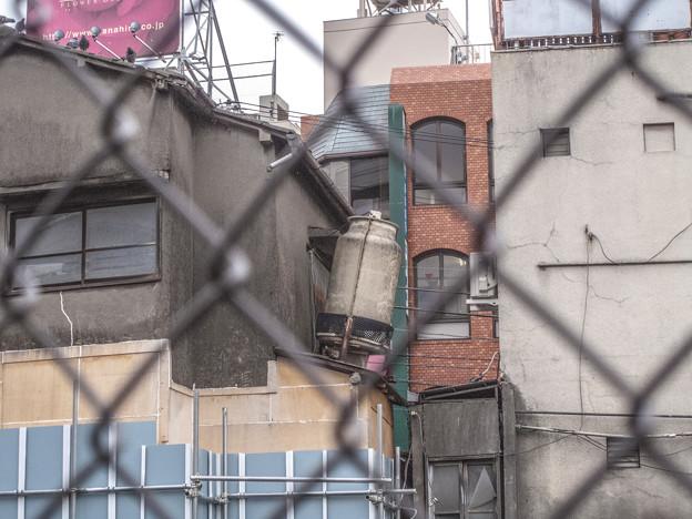 Photos: 傾きフォーカス
