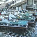 Photos: 緑色の甲板