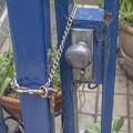 扉のネックレス