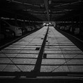 Photos: metallicな影