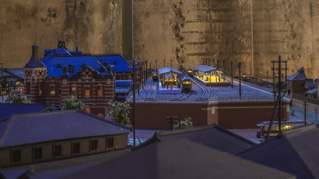 旧万世橋駅Diorama